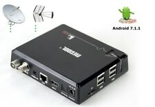rv SmartBox KIPRO Android 7.1 S905D 2Gb 16Gb Ricevitore TV Dvb-T2 S2 C Bluetooth