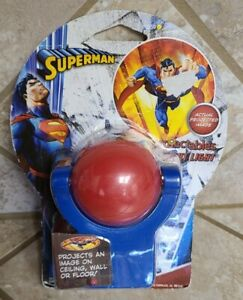 DC Comics Superman Projectables LED Light Sensing Night Light Projection 10559