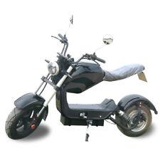 Scooter elettrico Moto Bike 1500w 60v 20ah 45km/h con omologazione stradale EEC