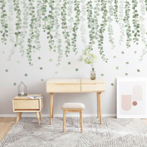 """Removable Wall Sticker home decor Rennovation AU Stock """"Tropical Plants 01"""""""