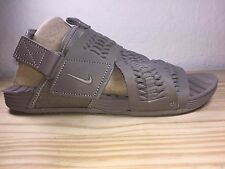 Nike Air Solarsoft Zigzag WVN QS Mens Size 8 Woven Casual Sandals 850588-200