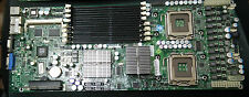 SuperMicro X7DBT dual XEON CPU Server Board with RSC-R1U-E8R Riser