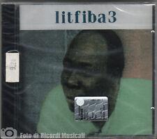 LITFIBA - LITFIBA 3 **SIGILLATO** CD CGD 9031 70382-2