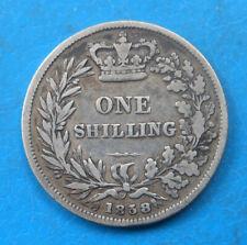 Grande Bretagne Great Britain 1 shilling 1838 km 734.1