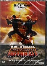 """DVD """"LA TOUR MONTPARNASSE INFERNALE"""" - Robert Zemeckis -NEUF SOUS BLISTER"""