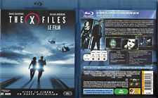 BLU RAY - THE X FILES LE FILM avec GILLIAN ANDERSON / COMME NEUF - LIKE NEW