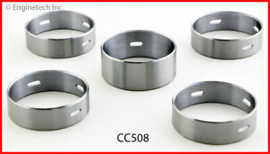 Enginetech Camshaft Bearing Set CC508