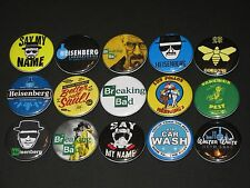 Breaking Bad Buttons/ Pins 15