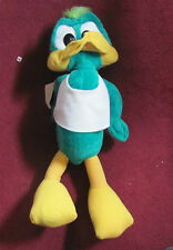 24 inch Tiny Toons Baby Looney Tunes Plucky Daffy plush GREAT CONDITION with tag