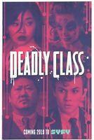 Deadly Class 1 Image 2018 NM- SDCC Cast Photo Variant Rick Remender