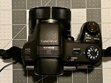 Sony Cyber-shot DSC-HX200V 18.2 MP Digital Camera - Black