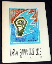 Warsaw Summer Jazz Days 1992 - John McLaughlin, Chick Corea, Steve Coleman