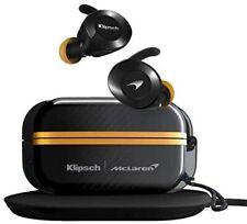 Klipsch Wireless Earphone T5 ll TRUE WIRELESS SPORT McLaren Edition japan DHL