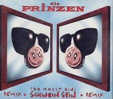 Die Prinzen Du mußt ein Schwein sein-Remix (1995) [Maxi-CD]