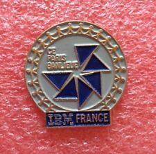 Pins Ordinateur IBM FRANCE Computer CE PARIS BANLIEUE