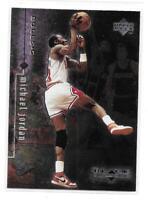 1998-99 Upper Deck Black Diamond Michael Jordan Base Card #1