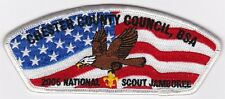 JSP - CHESTER COUNTY COUNCIL - 2005 NATIONAL JAMBOREE