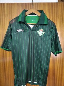 Camiseta Real Betis - 2011/2012 - Segunda equipación - Second Shirt