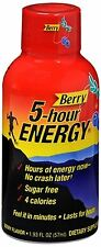 5 Hour Energy Drink 2 oz (Pack of 6) (Pack of 4)