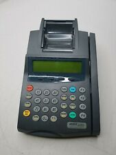 Lipman Nurit 2085 Credit Card Terminal Pos Point Of Sale Card Not Tested