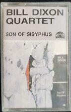 Bill Dixon Quartet Son of Sisyphus 1990 Soul Note Cassette Tape RARE Guaranteed