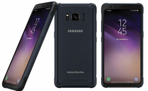 Samsung Galaxy S8 Active SM-G892A - 64GB Gray (GSM Unlocked) Smartphone