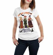 Its Just Bunch of Hocus Pocus Halloween Women T-Shirt