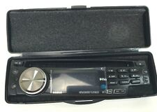 Boss 658Ua In-Dash Cd/Mp3/Usb/Am/Fm Car Stereo Receivers Face replacement Vgc