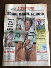 Journal l'Equipe - 31 Mai 1990 - 45 eme année - n 13706