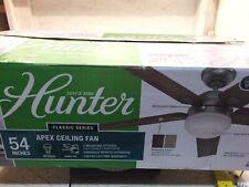 "Hunter Ceiling Fan #59595 Apex Classic 54"" Replacement Fan Parts (L3)"