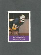 1974-75 Acme Loblaws Hockey Rogie Vachon Goalie LA Los Angeles Kings