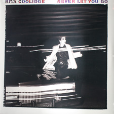 RITA COOLIDGE Never Let You Go - NEW SEALED 1983 Vinyl Record Country Pop Rock