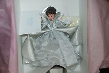 Sterling Light Sterling Bright Tree Topper by Madame Alexander New in Box