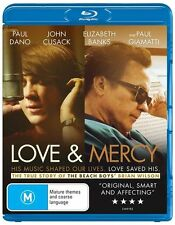 Love & Mercy (Blu-ray, 2015)
