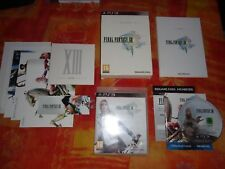 Final Fantasy XIII Edition Collector Limitée Sony PS3