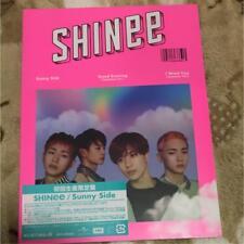 SHINee Sunny Side CD First Ltd TAEMIN KEY MINHO ONEW