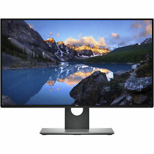 "Dell UltraSharp U2718Q 27"" IPS HDR Computer Monitor 4K UHD 3840x2160 HDMI DP"