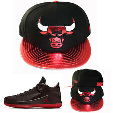 New Era Chicago Bulls Polished Shiny Red Snapback Hat Matches Air jordan 32 Low