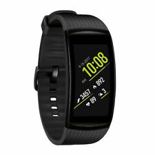 Samsung Gear Fit 2 Pro Fitness SM-R365 Aluminum Smartwatch - Black