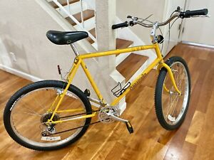 "*RARE* Panasonic RTB Mountain Bike (CAT Series) 22"" Frame Size Collector Item"