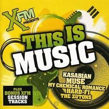 XFM This Is Music (NEW 2xCD) Muse Editors Morrissey REM Kings Of Leon Clash Mylo