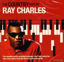 RAY CHARLES - MODERN SONGS IN COUNTRY & WESTERN (NEW SEALED CD)