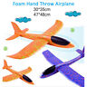 Outdoor EPP Foam Hand Throw Airplane Launch Glider Aircraft Kids Toy Model-WI