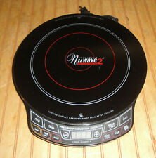New listing Precision Nuwave 2 Induction Electric Portable Cooktop Model 30151
