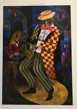 """Arbe """"Getting In The Mood"""" - Limited Signed Edition Giclee on Canvas by Arbe"""