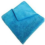"FGA1-1501 (8 units) Fluffy Microfiber Detailing Cloth 350 GSM 14""x14"""