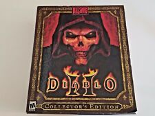 DIABLO II Collector's Edition (PC: Windows 2000) BOX NUMBER 28280/70000