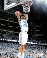 Wayne Ellington signed 8x10 photo PSA/DNA North Carolina Tar Heels Autographed