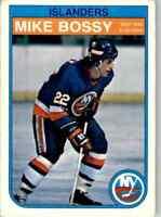 1982-83 O-Pee-Chee Mike Bossy #199