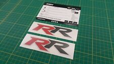Civic Integra Accord Tipo R Type-R RR tipo-RR MUGEN JDM DOHC Calcomanías Pegatinas